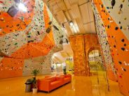 Climbing gyms and training